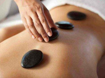 Hot Stone Body Massage in Khar